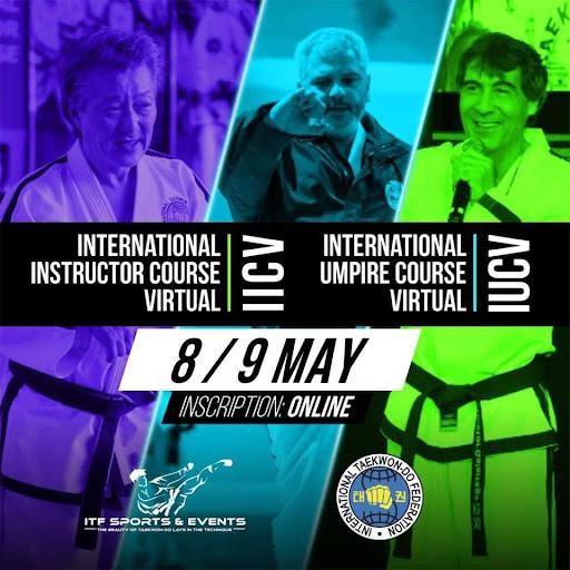 網上國際教練課程及國際裁判課程
